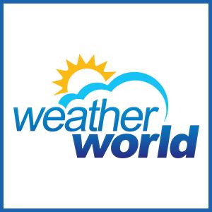 Weather World Button