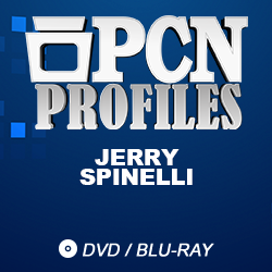 2021 PCN Profiles: Jerry Spinelli
