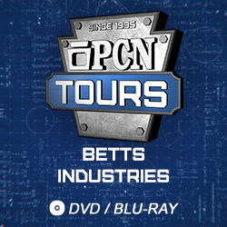 2021 PCN Tours: Betts Industries